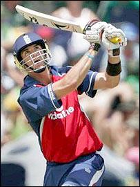 Hampshire's Kevin Pietersen