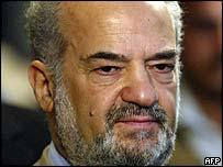 Ibrahim al-Jaafari, primer ministro designado de Irak