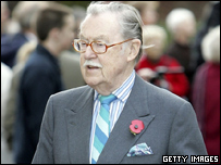 Sir Alan Whicker