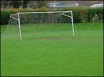 Machynlleth's pitch