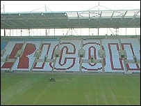 Coventry City's Ricoh Arena