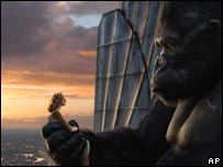 Still from King Kong, AP