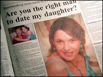 How the North Devon Journal reported the plea