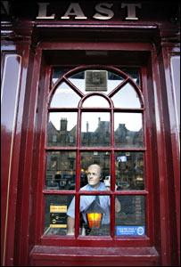 VisitScotland Edinburgh area director Ben Carter