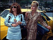 Patsy & Edina