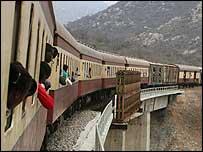 Angola railway