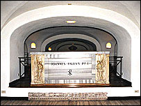 Tomb of Pope John Paul I
