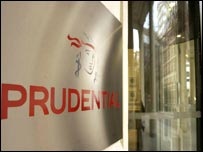 Head offices of insurance group Prudential