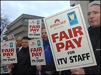 ITV strike