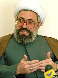 Hezbollah deputy leader Sheikh Naim Qassim