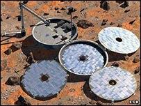 Sonda espacial Beagle