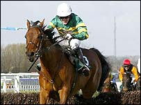 Tony McCoy on Fota Island