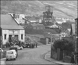 The effects of Aberfan