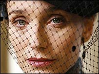 Kristin Scott Thomas in Arsene Lupin