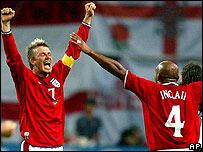 Argentina-Inglaterra 2002