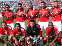 Ahly of Egypt