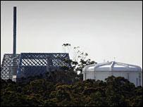 Lucas Heights reactor, Sydney - 14/11/05