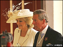 Camilla and Charles