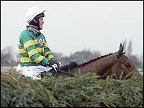Tony McCoy on Clan Royal
