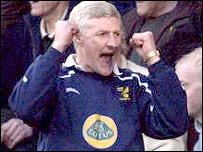Norwich boss Nigel Worthington
