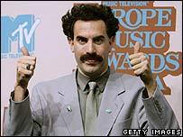Sacha Baron Cohen as Borat Sagdiyev