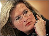 Austrian Foreign Minister Ursula Plassnik