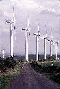 UK wind farm