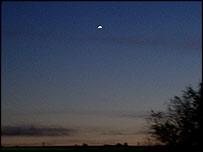 Venus, Paul Rincon/BBC