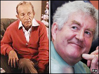 Bing Crosby and Rhodri Morgan