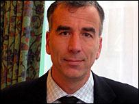 college principal Andy Wilson