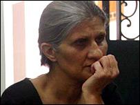 Valya Chervenyashka (Photo courtesy of Human Rights Watch)