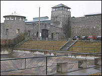 Campo de concentración de Mauthausen.
