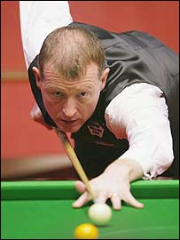 Choosing your cue with Steve Davis