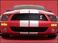 Ford Mustang car