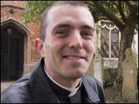 The Rev Jamie Allen