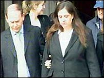 Donna Anthony was freed by the Court of Appeal