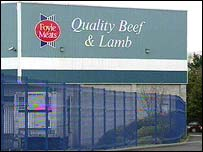 Foyle Meats factory
