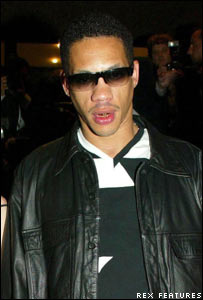 French rapper Joey Starr