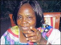 Dr Vera Chirwa of Malawi - photo: Aubrey Sumbuleta
