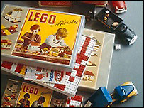 Old Lego box