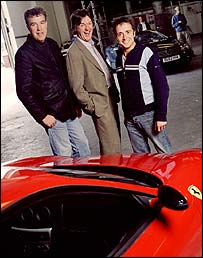 Top Gear presenters