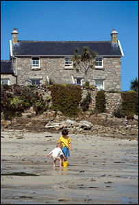 Holiday cottage in the Isles of Scilly