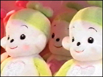 Primo Puel dolls