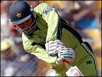 Abdul Razzaq scored 44 for Pakistan