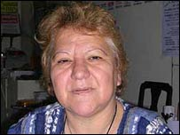 Margarita Meira, who spent 14 months in jail and never went on trial