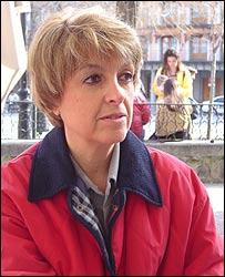 Elisa Romero, catedrática de Lengua Española y Literatura.