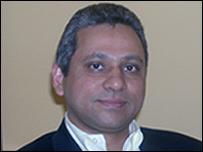 Dilip Ratha, economista del BM y coautor del informe
