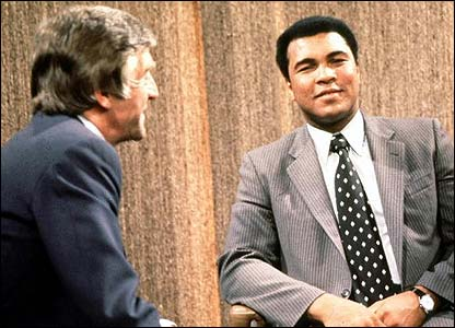 Michaeli Parkinson interviews Muhammad Ali in 1981