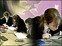 NI education graphic