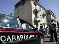 Italian police (archive)